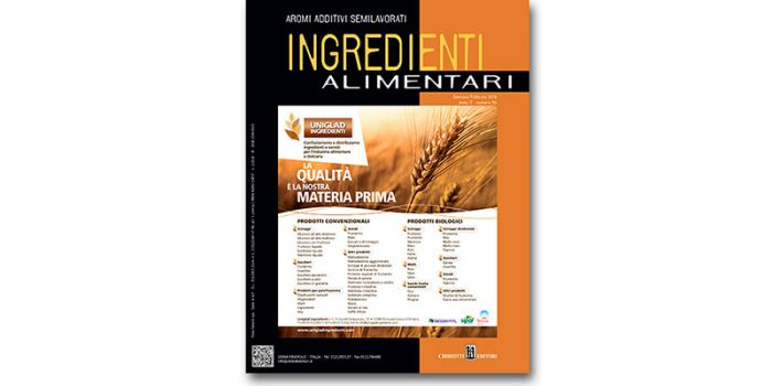 The latest Issue of Ingredienti Alimentari is now available