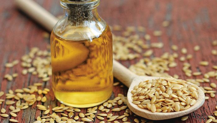 Camelina oil improves blood lipid profile
