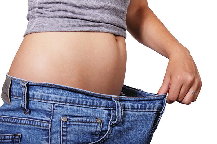 What is the secret to long-term weight loss?