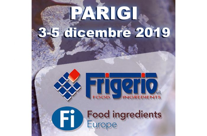 Frigerio al Food Ingredients Europe 2019 a Parigi