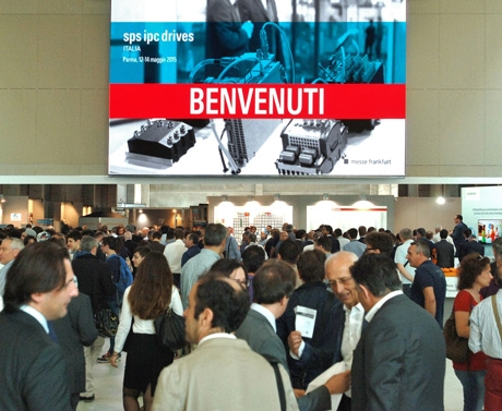 SPS IPC Drives Italia in mostra a Parma