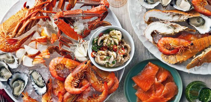 Growing awareness of the health benefits of seafood propel the sector
