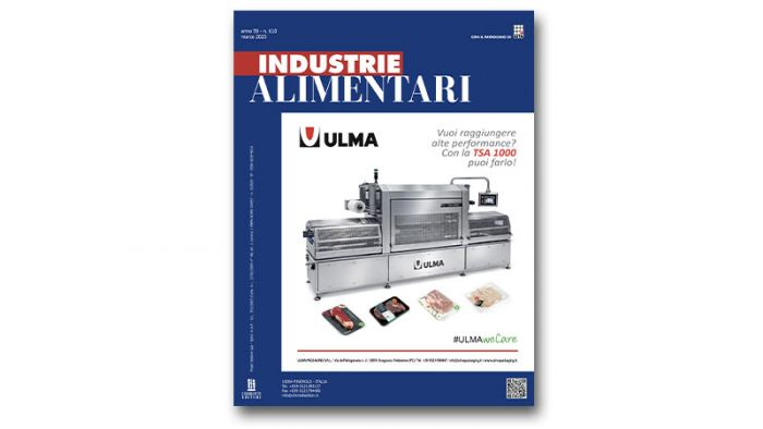 The March issue of Industrie Alimentari is now available
