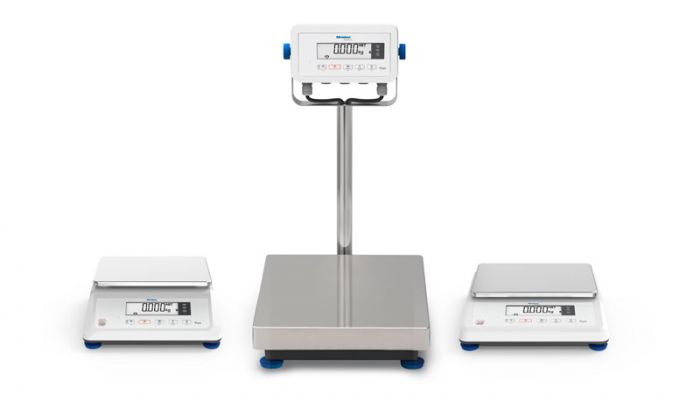 The weighing solution Puro has a universally compatible menu layout, ensuring intuitive operation regardless of the device.